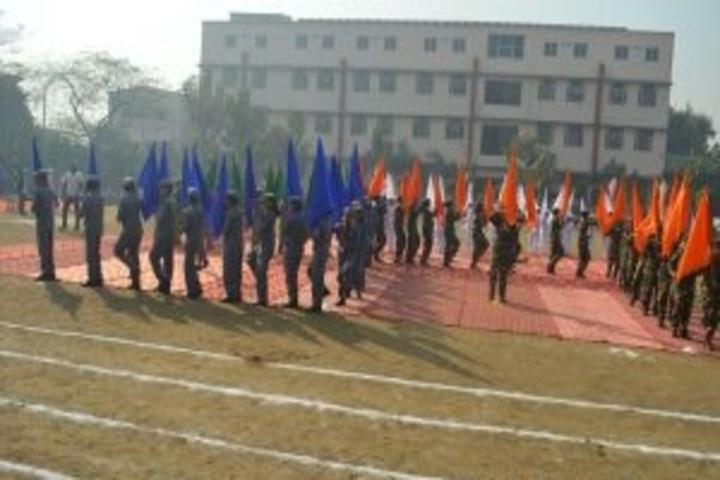 Gyan Deep Senior Secondary School-Sports day