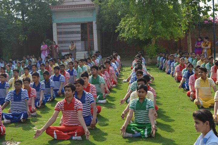 Gyan Deep Senior Secondary School-Yoga