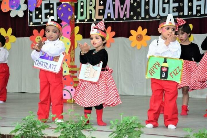 Gyan Devi Public School-Fancy Dress