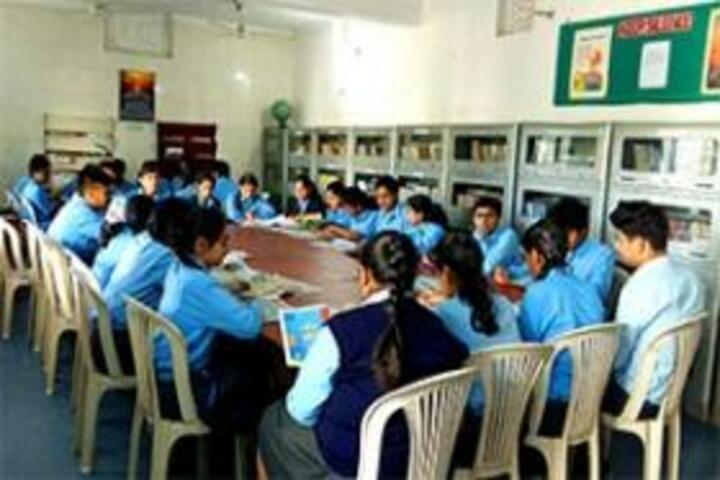 Gyan Devi Public School-Library