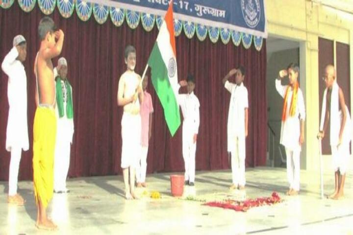 Gyan Devi Public School-Republic day Celebration