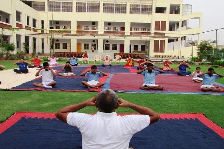 Gyan Devi Public School-Yoga