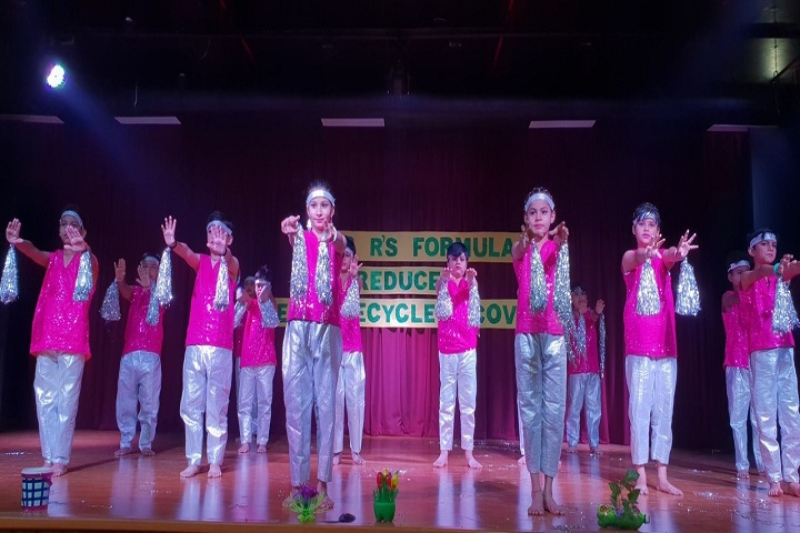 Gyan Devi School-Dance