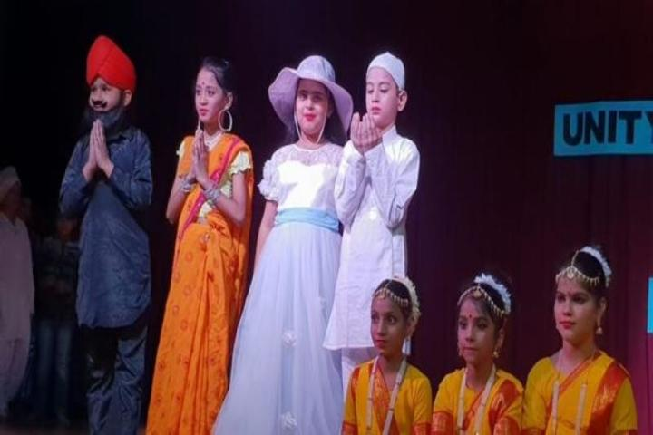 Gyan Devi School-Fancy Dress