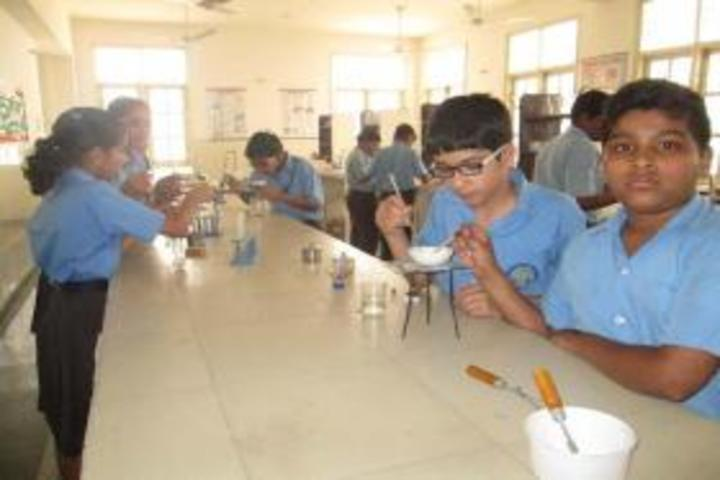 Gyan Devi School-Science Lab