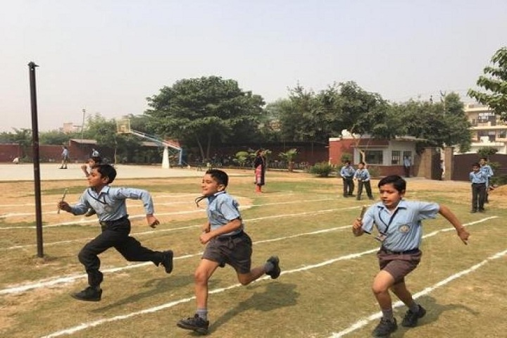 Gyan Devi School-Sports