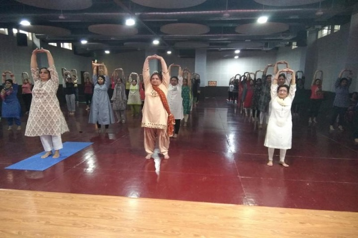 Gyan Devi School-Yoga