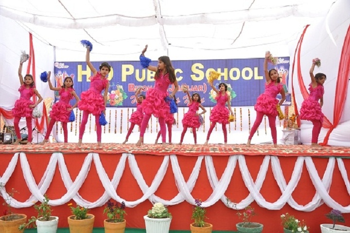 H D Public School-Annual Day Celebrations