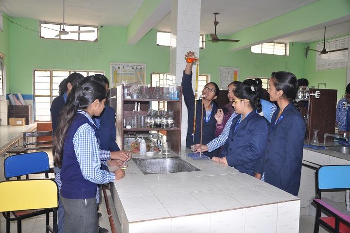 H D Public School-Chemistry Lab