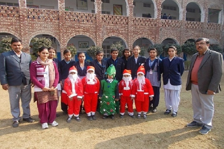 H D Public School-Christmas Celebrations