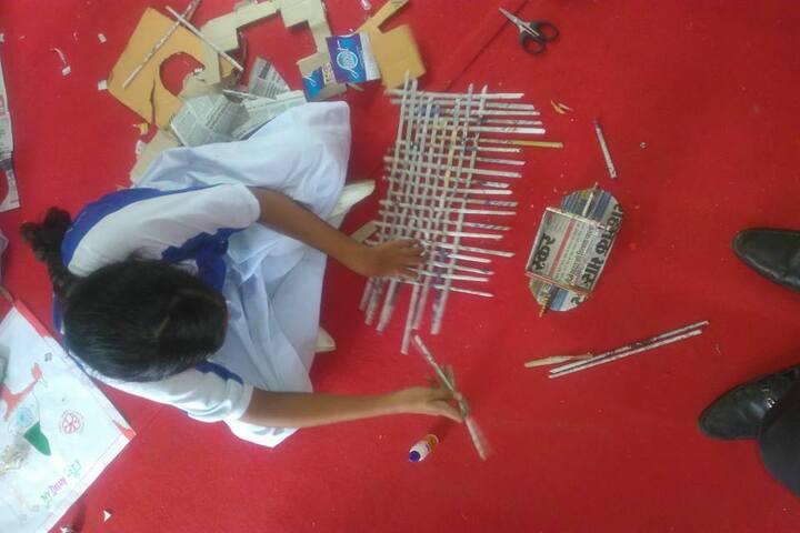 H D Senior Secondary Public School-Art And Craft