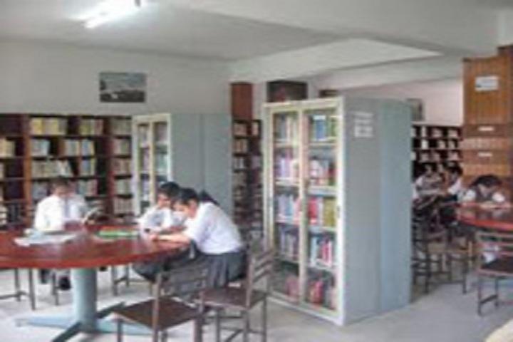 H D Public School-Library
