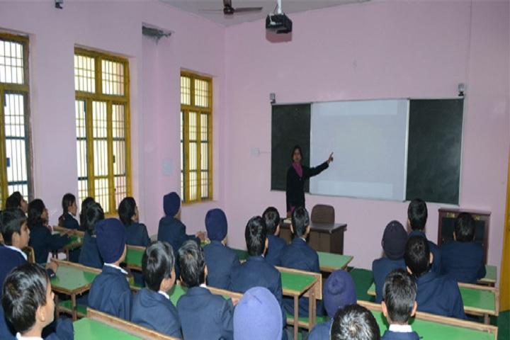H D Public School-Smart Class