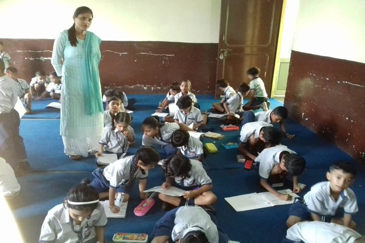 H C Memorial Public School-Drawing Competition