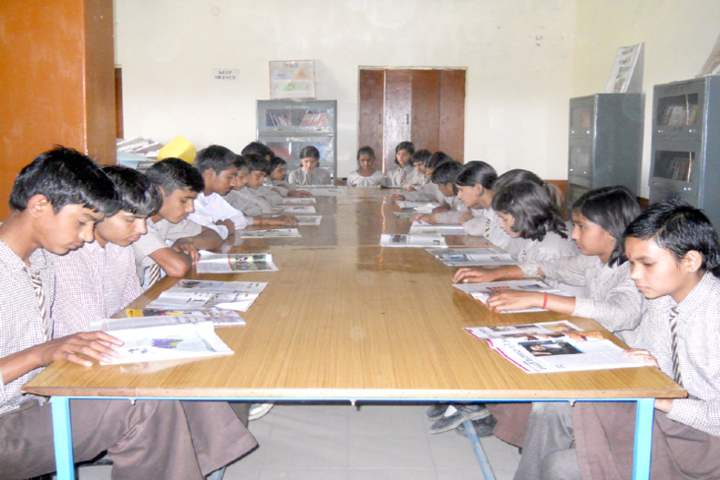 H N Model Senior Secondary School-Library