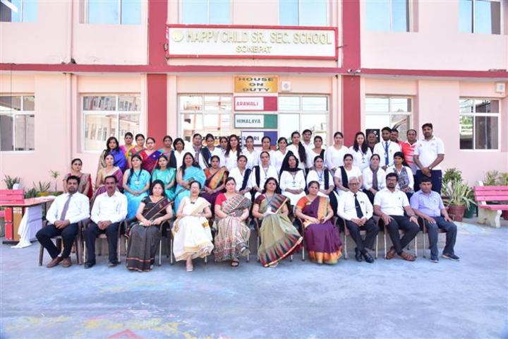 Happy Child High School-Teachers