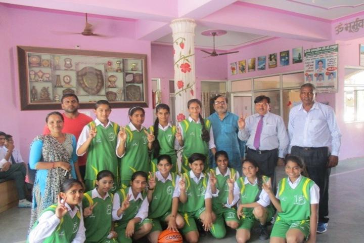 Happy Evergreen Senior Secondary School-Sports Team