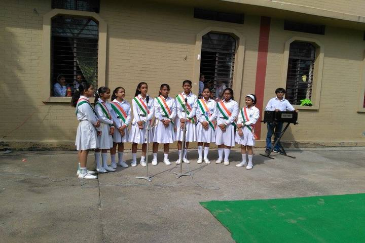 Hardayal Public School-Independence Day