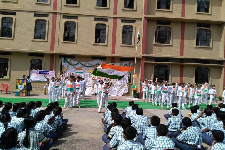 Hardayal Public School-Republic Day