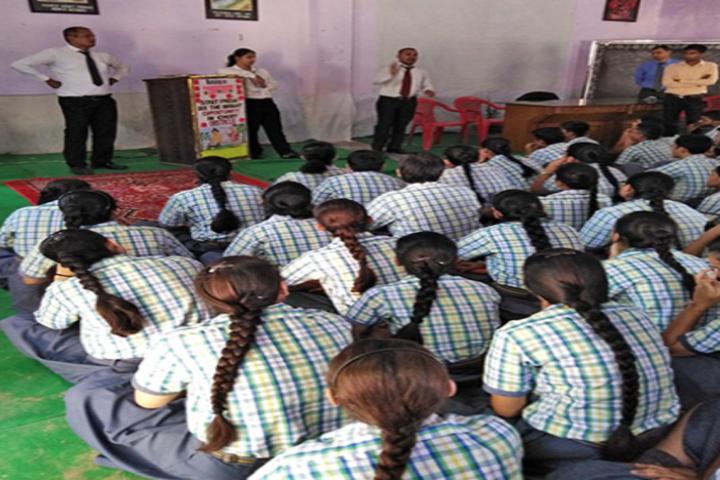 Hardayal Public School-Seminar