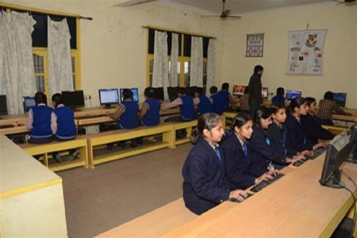 Hari Om Shiv Om Public School-Computer Lab