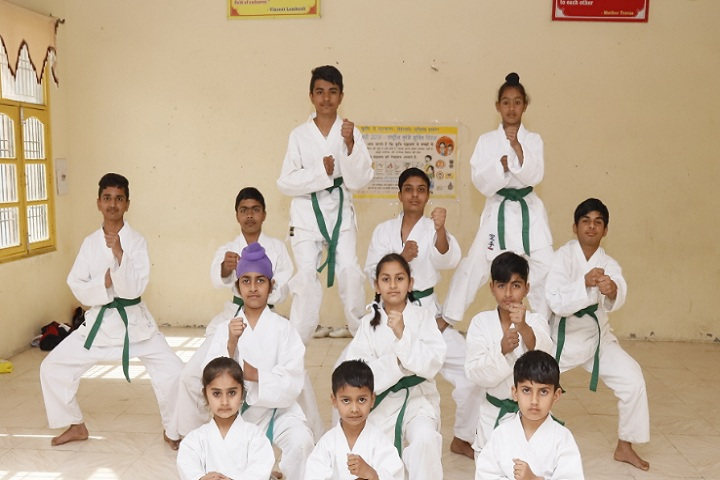 Hari Om Shiv Om Public School-Karate
