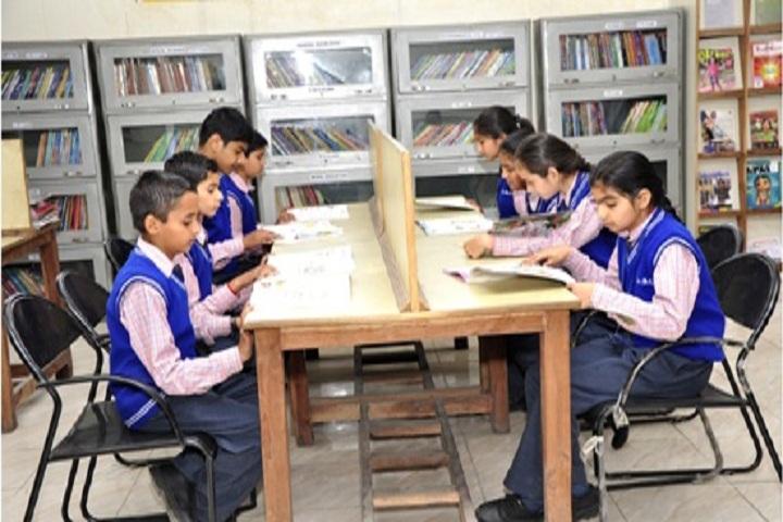 Hari Om Shiv Om Public School-Library