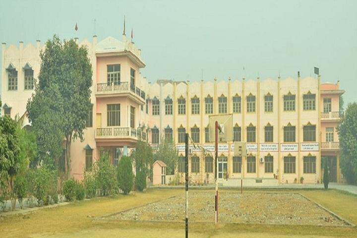 Hari Om Shiv Om Public School-Play Ground