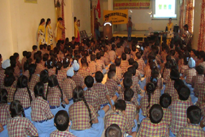 Hari Om Shiv Om Public School-Seminars