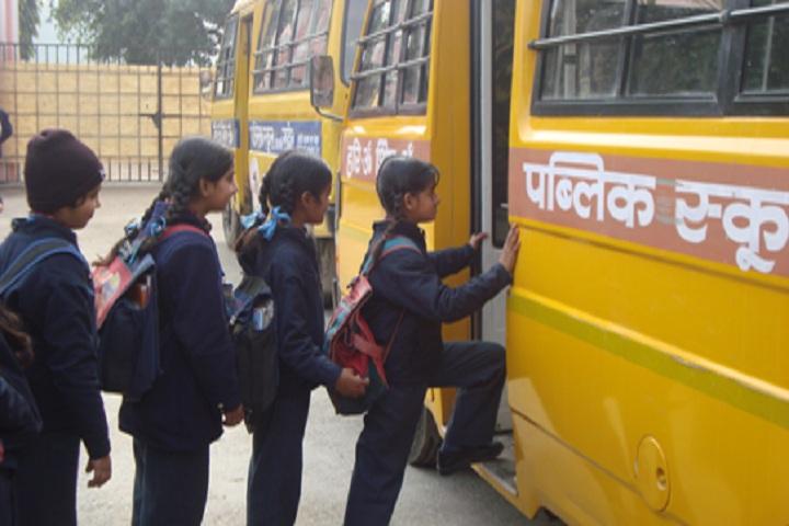 Hari Om Shiv Om Public School-Transport