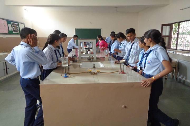 Hari Singh Public School-Chemistry Lab