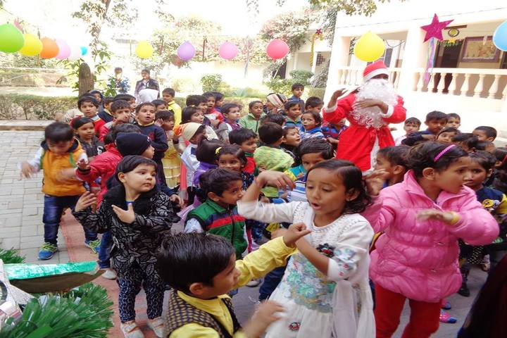 Hari Singh Public School-Christmas Celebration