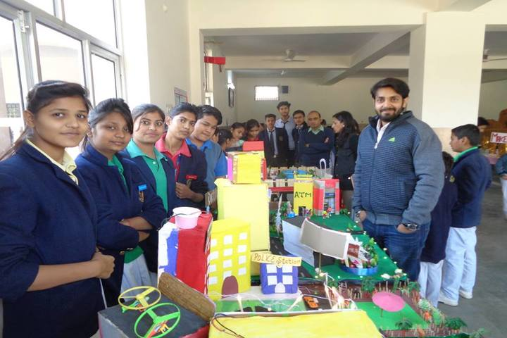 Hari Singh Public School-Exhibition