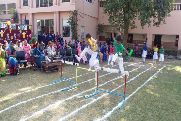 Hari Singh Public School-Games