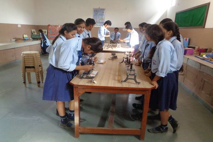 Hari Singh Public School-Physics lab