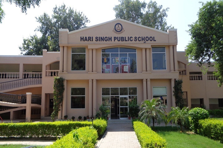 Hari Singh Public School-School