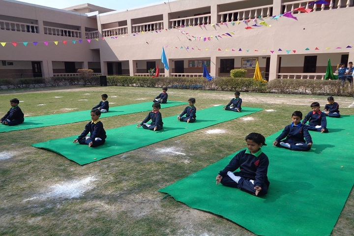 Hari Singh Public School-Yoga