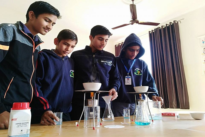 Harsh International School-Chemistry Lab