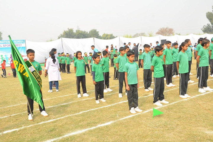 Harsh International School-Sports Day