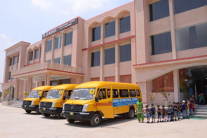 Harsh International School-Transport