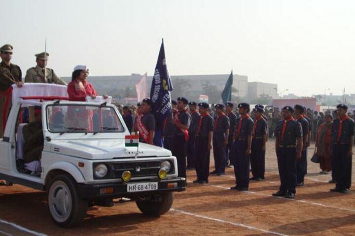 Haryana Model Senior Secondary School-Independence Day