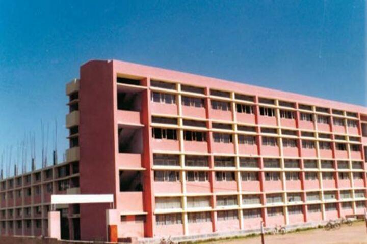 Haryana Model Senior Secondary School-School Building