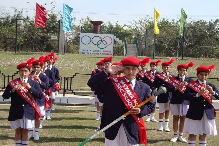 Haryana Model Senior Secondary School-Sports Day