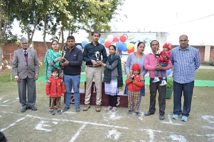 Haryana Public School-Award Presentation