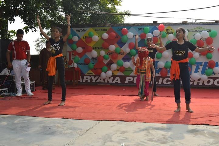 Haryana Public School-Event