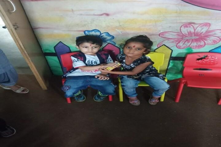 Haryana Public School-Rakshabandhan