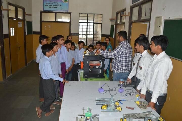 Haryana Public School-Workshop 1
