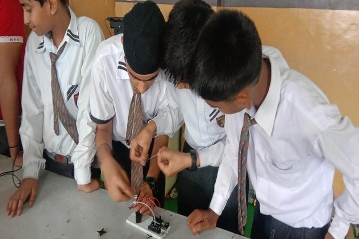 Haryana Public School-Workshop