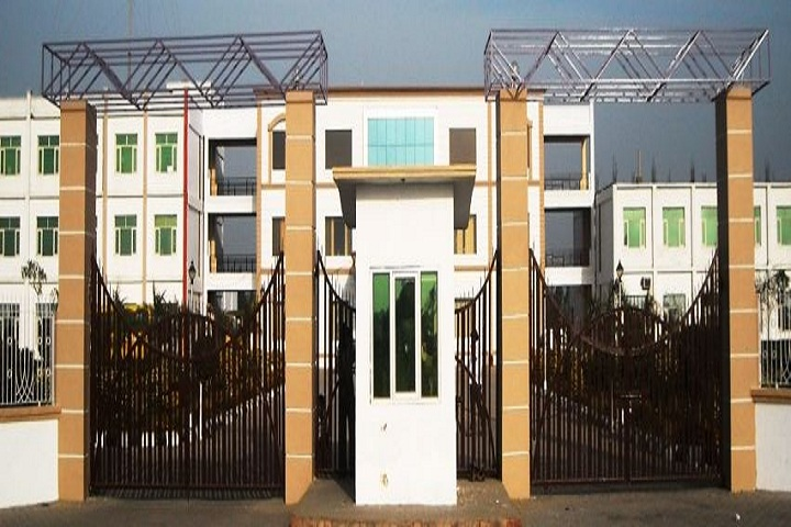 H S M International Public School-School Entrance