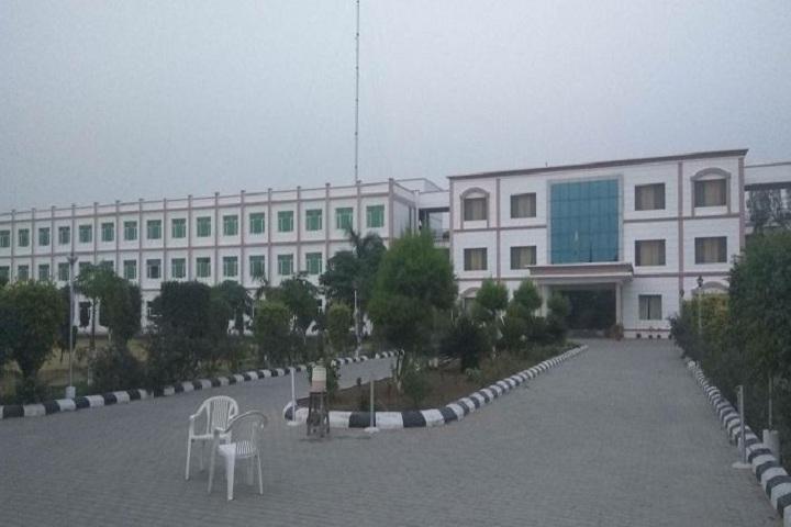 H S M International Public School-School